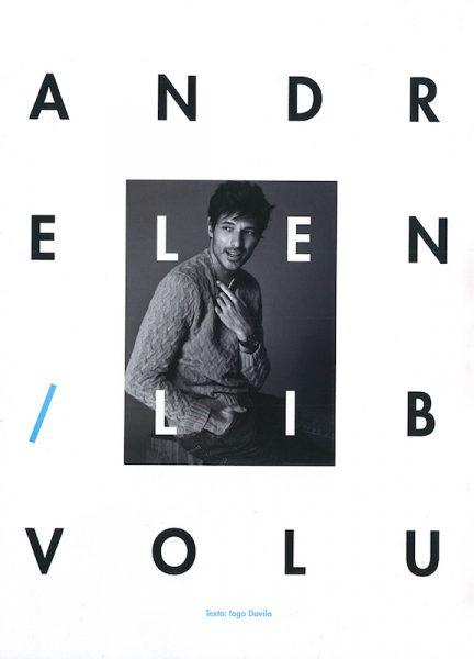 Andrés Velencoso for GQ Spain November 2018