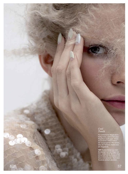 Hannah Richter for Active Beauty Magazine by Susanne Spiel
