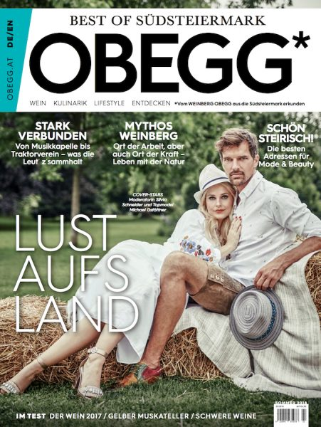 Michael G. for OBEGG magazine by Studio Kamenar