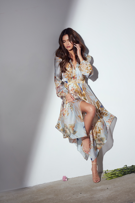Sandra K. for Matin fashion