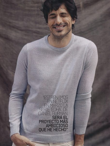 Andres Velencoso for DT magazine #248 by Alejandro Brito