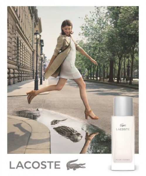 Johanna Felmeier for Lacoste pour femme