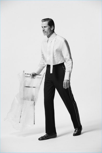 Mark Vanderloo for Esquire Spain by Pablo Saez