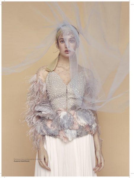 Sophia for EVA magazine by Lukas Kimlicka