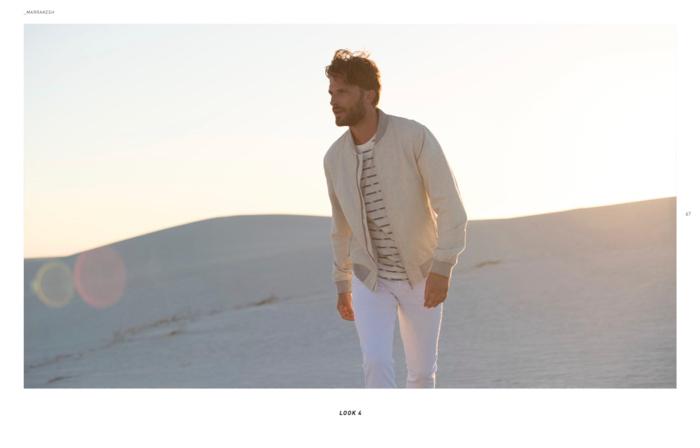 Julien Nettersheim for Brice S/S 2018