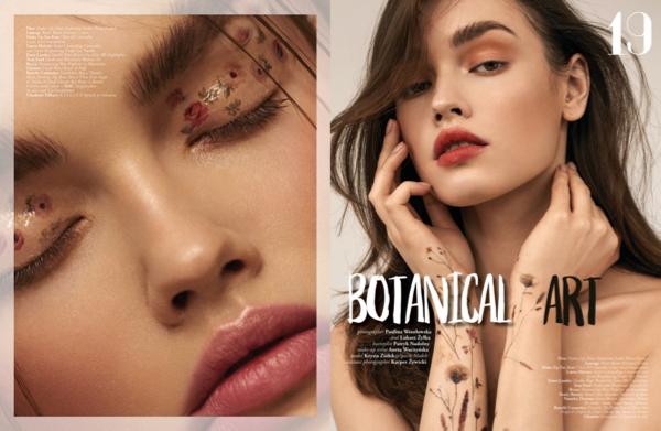 Krysia for Jute magazine by Paulina Wesolowska & Lukas Zylka