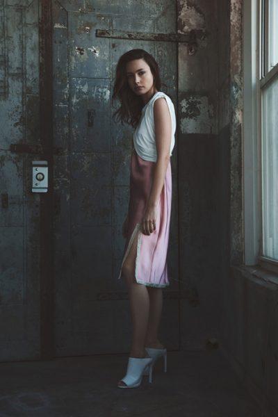 Katharina Rembi for Blanc magazine