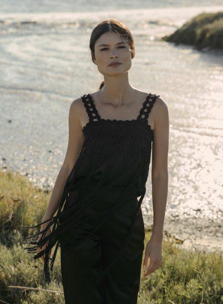 Milena Cardoso for Misci SS 18
