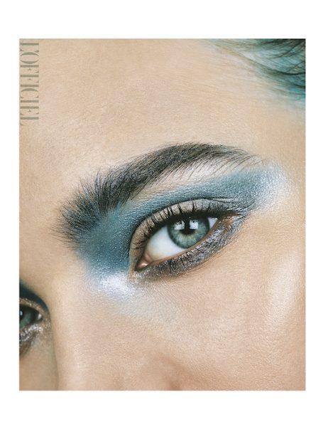 Anya for L'Officiel India by Lidia Estepa