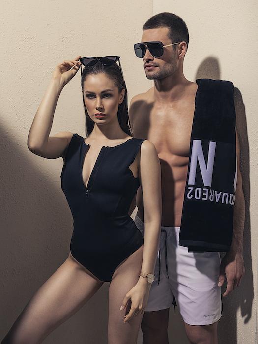 Simon and Kristina for Steffl Magazine